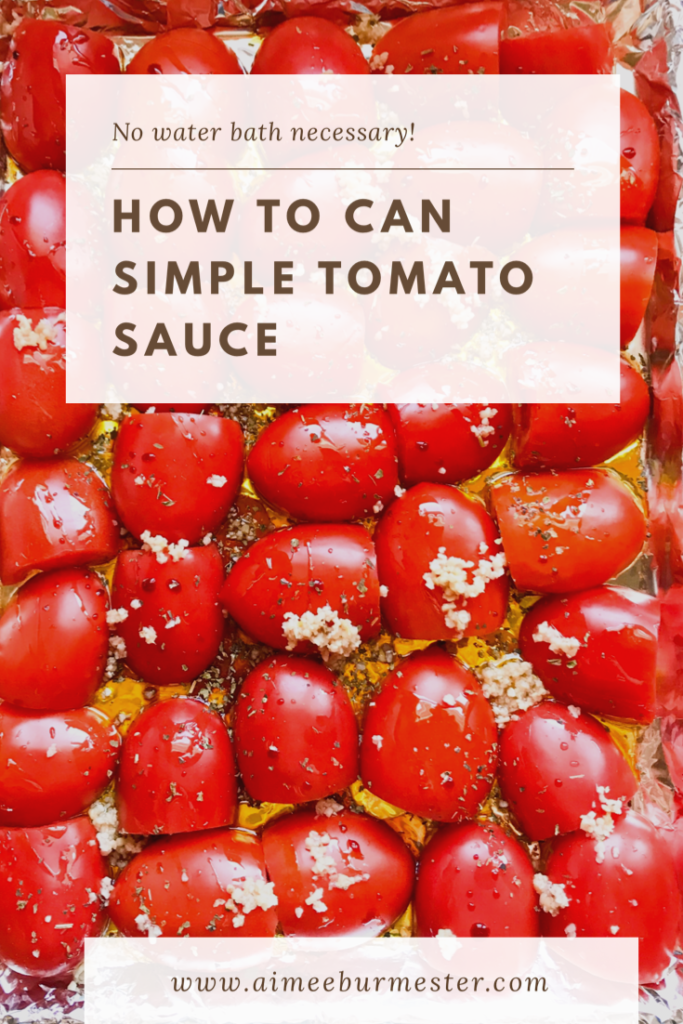 The Easiest and Simplest Way to Can Tomatoes, Simple Tomato Canning, Tomato Canning Tips, Canning