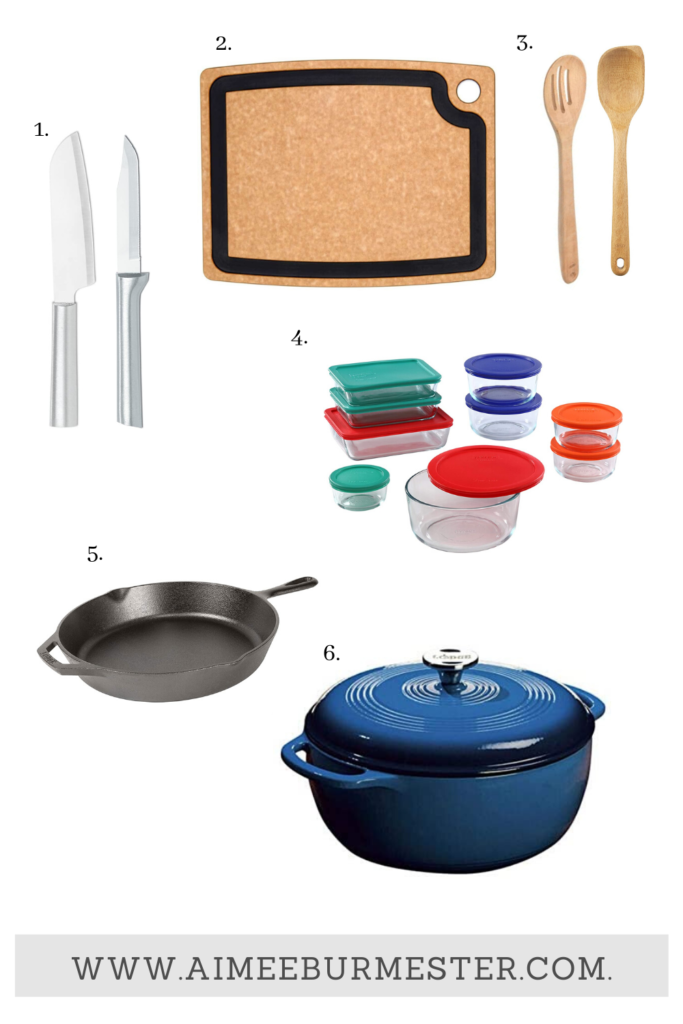 Essential tools and gadgets for the kitchen