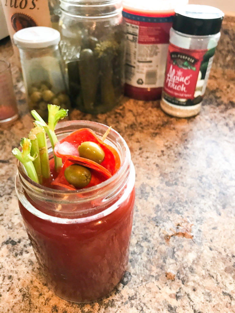 How to Make a Simple Bloody Mary