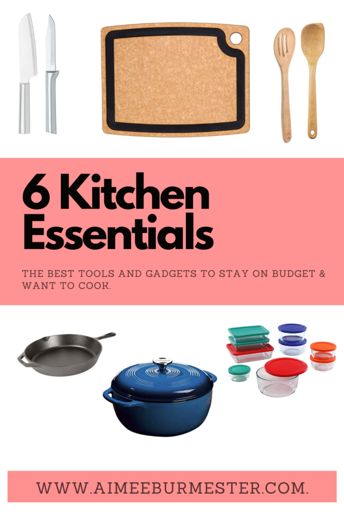 Six Essential Tools for Your Kitchen