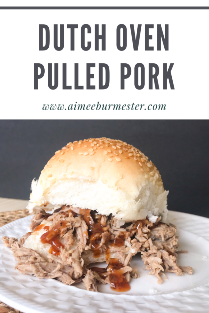 Dutch Oven Pulled Pork