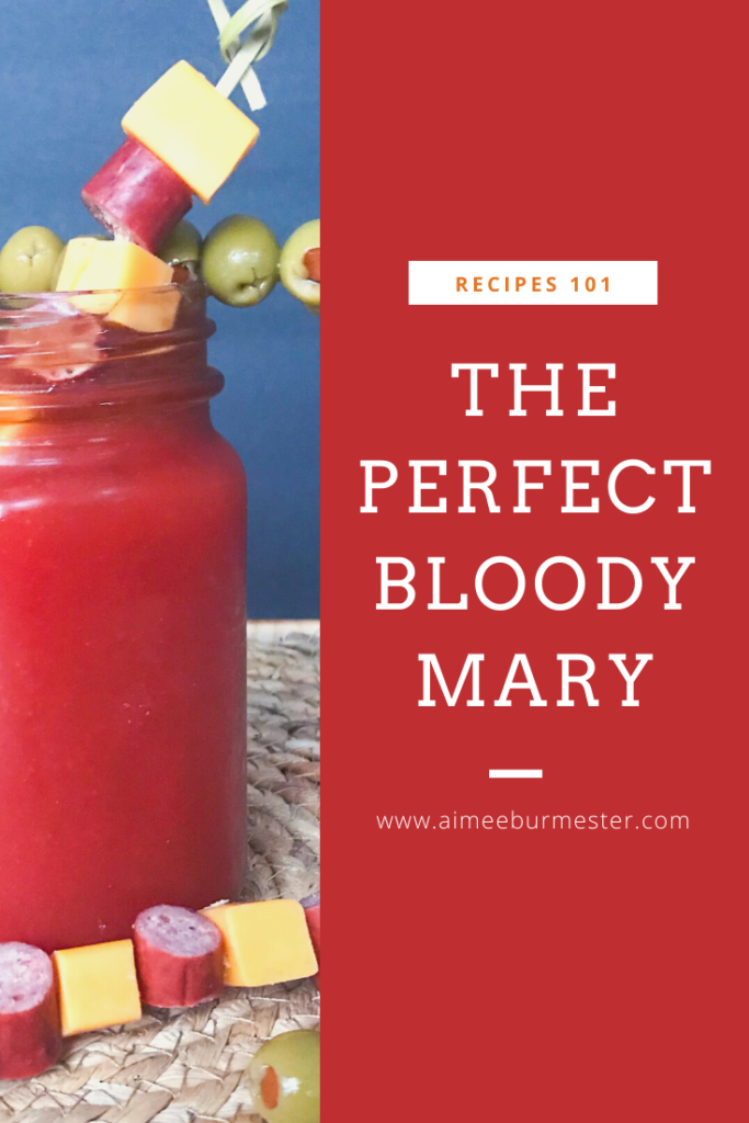 How to Create the Perfect Bloody Mary