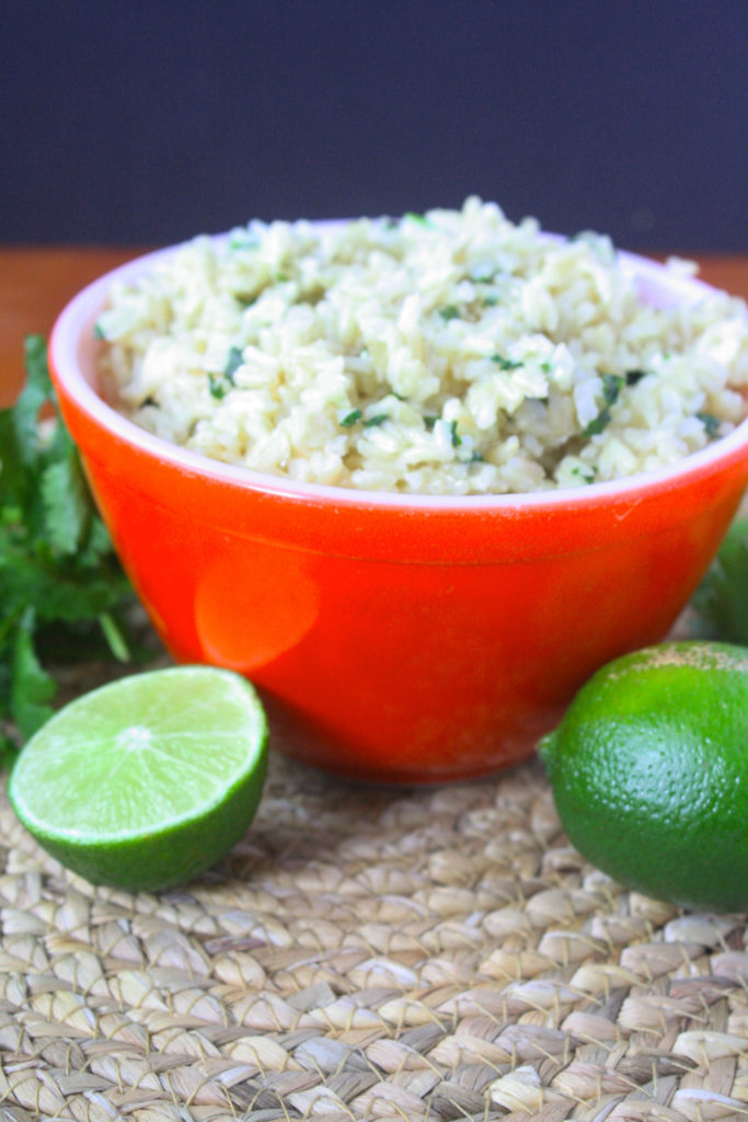 Copycat CIlantro Lime Rice