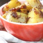 German Potato Salad with Grainy Mustard