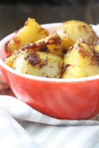 German Potato Salad with Grainy Mustard