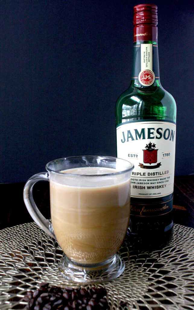 How to Make a Traditional Irish Coffee