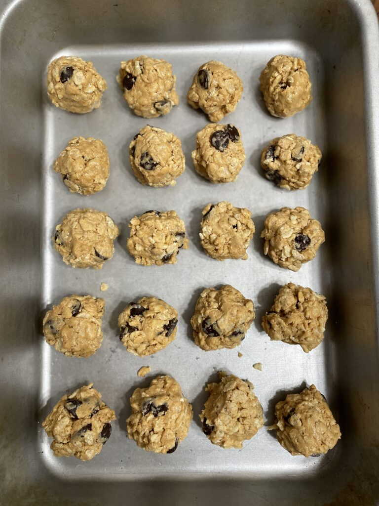 Crunchy Protein Balls Recipe