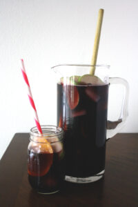 Super Simple Super Bowl Sangria