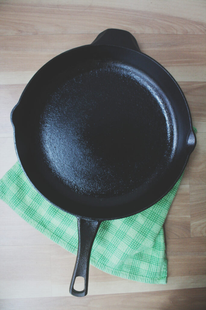How to Clean and Care for Cast Iron