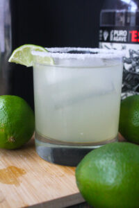 Simple and Fresh Margarita Recipe