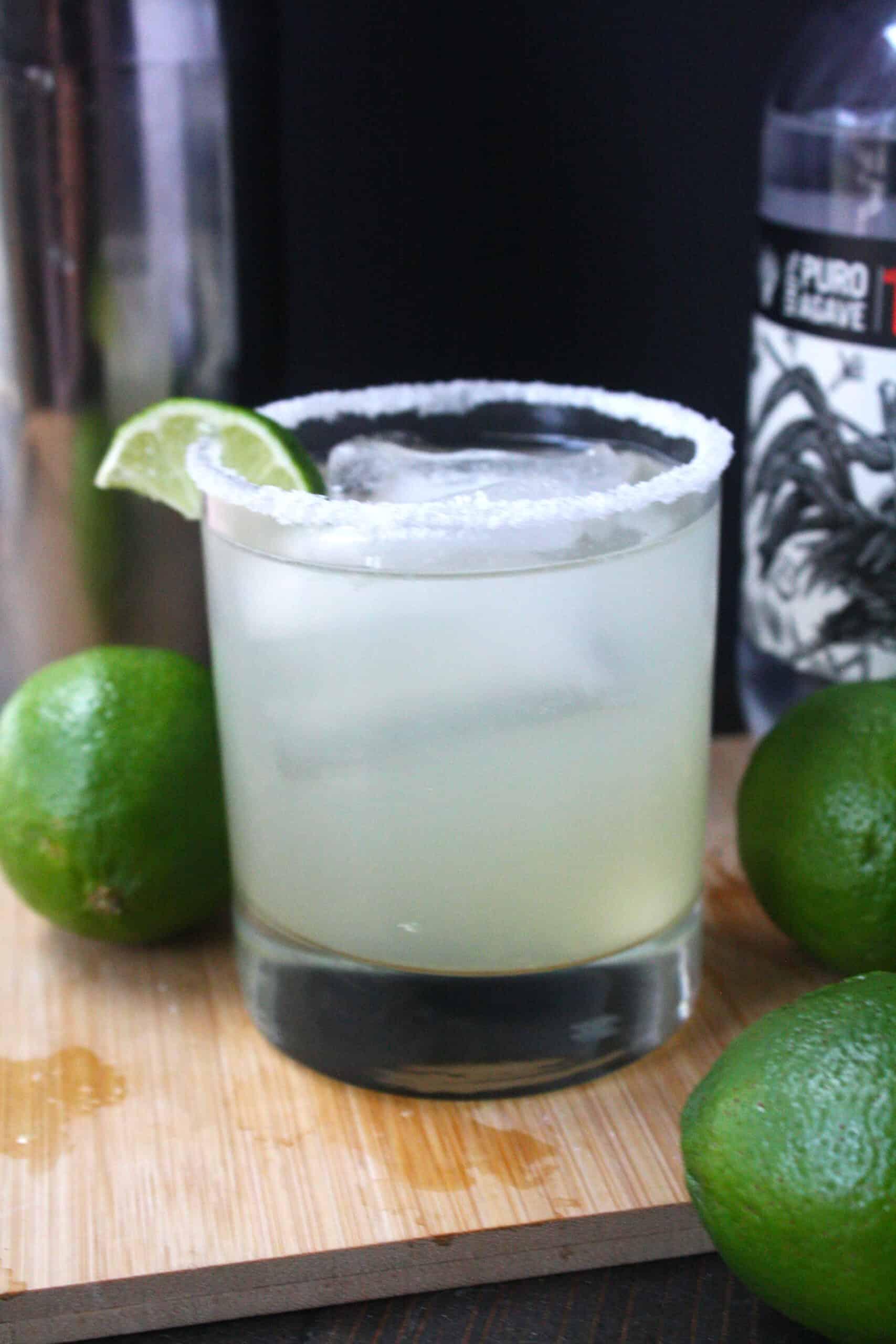Fresh and Simple Margarita Recipe