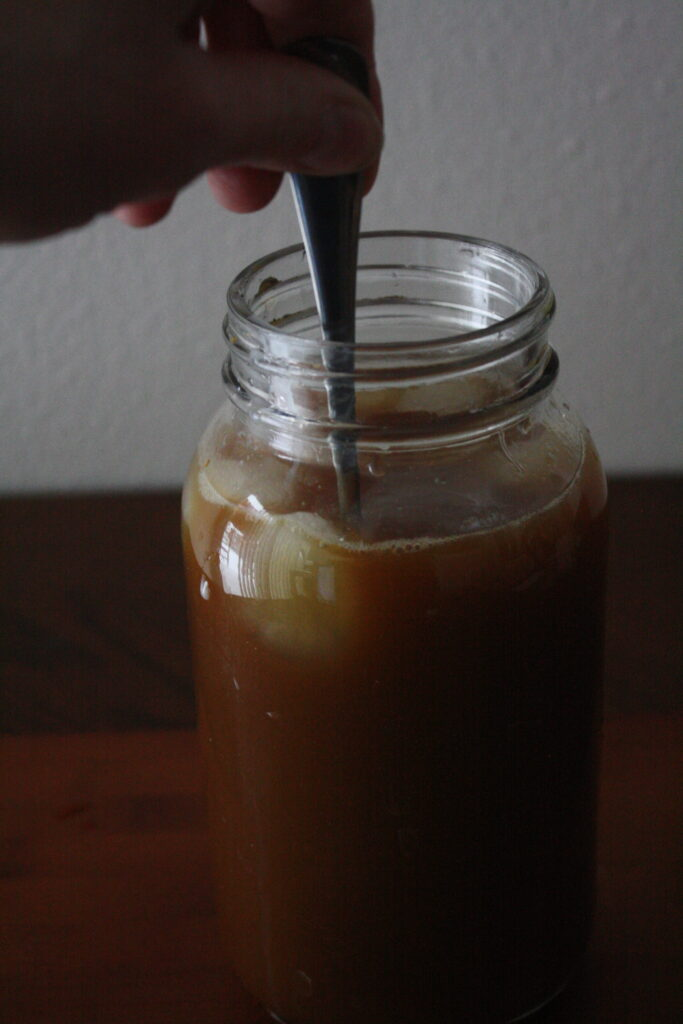 How to Make an Iced Coffee at Home