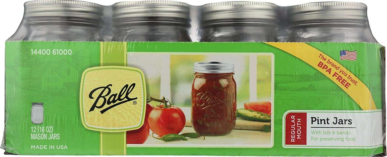 mason jars meal prep essentials