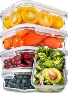 meal prep supplies